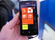 Acer Allegro Windows Phone 7 smartphone pictures and hands-on - photo 3