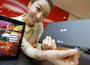 LG Optimus Pad LTE unleashed sans Ice Cream Sandwich - photo 2
