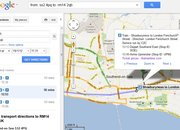 Google Maps teams up with thetrainline for UK travel info - photo 2