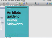 APP OF THE DAY: iBooks Author review (Mac OS X) - photo 4