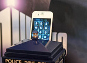 The Doctor Who Tardis safe that you unlock with your phone - photo 2