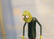 Salad Fingers from YouTube becomes action figure - photo 2