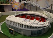 Character Building Wembley Stadium offers Lego-style footy fun - photo 2