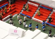 Character Building Wembley Stadium offers Lego-style footy fun - photo 4