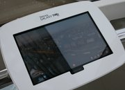 London Eye pod packing Samsung Galaxy Tab 10.1 pictures and hands-on - photo 3