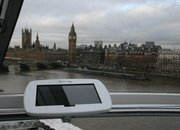 London Eye pod packing Samsung Galaxy Tab 10.1 pictures and hands-on - photo 5