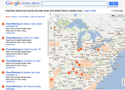 Google Maps adds Public Alerts to keep searchers safe - photo 5