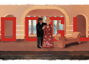 Google Doodle waves in for François Truffaut - photo 3