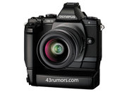 More Olympus OM-D pictures leaked... by Amazon - photo 1