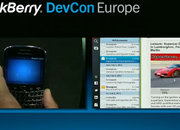 BlackBerry PlayBook 2.0 demoed, Bridge 2.0 gives remote control   - photo 2