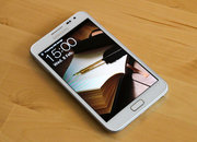 White Samsung Galaxy Note pictures and hands-on - photo 3