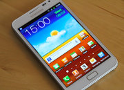 White Samsung Galaxy Note pictures and hands-on - photo 4