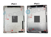 iPad 3 leaked pictures suggest improved battery and better camera - photo 1