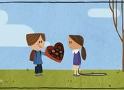 Google Doodle gets loved up for Valentine's day - photo 1