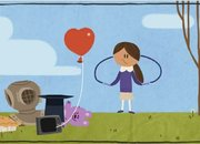 Google Doodle gets loved up for Valentine's day - photo 2