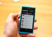 Facebook for Windows Phone 7 update pictures and hands-on - photo 3