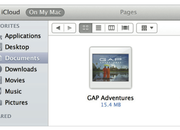 iCloud for OS X Mountain Lion brings auto setup and syncing - photo 4