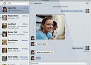 Messages kills iChat as it brings texting to Lion, you can try it now - photo 2