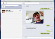 Messages kills iChat as it brings texting to Lion, you can try it now - photo 3
