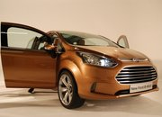 Ford B-Max and Made in Chelsea's Cheska Hull pictures and hands-on - photo 2