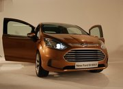 Ford B-Max and Made in Chelsea's Cheska Hull pictures and hands-on - photo 4