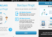 APP OF THE DAY: Barclays Pingit review (iOS, BlackBerry and Android) - photo 1