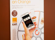 Orange partners with Eat for NFC Quick Tap Treats - photo 4