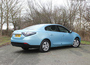 Renault Fluence Z.E. pictures and hands-on - photo 3