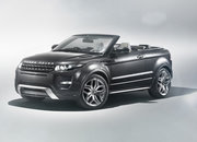 Range Rover Evoque convertible concept - photo 1