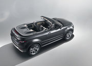 Range Rover Evoque convertible concept - photo 2