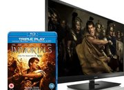 WIN: Toshiba 3D TV and Immortals on 3D Blu-ray - photo 1