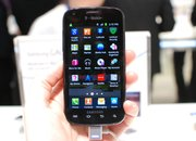 Samsung Blaze 4G pictures and hands-on - photo 3