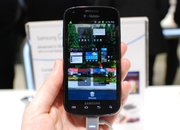 Samsung Blaze 4G pictures and hands-on - photo 4