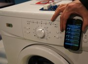 NXP builds smart washing machine with NFC and fabric detection - photo 2