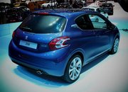 Peugeot 208 pictures and hands-on - photo 2