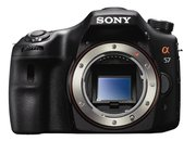 Sony Alpha SLT-A57 offers 12fps shooting, available April - photo 2