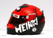 Heikki Kovalainen to wear Angry Birds helmet for F1 2012 - photo 3