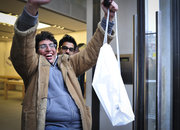 New iPad queues: We talk to the waiting fanboys - photo 5