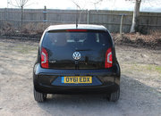 VW up! pictures and hands-on - photo 3