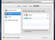 Your contacts data to be safer with OS X Mountain Lion - photo 1