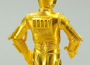 Pure gold C-3PO and silver R2-D2 crafted for 35th anniversary of Star Wars - photo 2