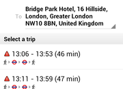 Google Maps adds London Underground real time alerts - photo 4