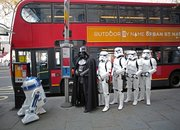 Darth Vader and Co hit the streets of London for Kinect Star Wars launch - photo 2