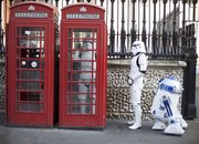 Darth Vader and Co hit the streets of London for Kinect Star Wars launch - photo 3