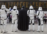 Darth Vader and Co hit the streets of London for Kinect Star Wars launch - photo 4