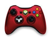 Chrome Xbox 360 controllers unveiled - photo 1