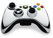 Chrome Xbox 360 controllers unveiled - photo 3