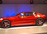 Fisker unveils its new hybrid car - photo 3