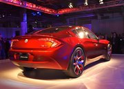 Fisker unveils its new hybrid car - photo 4