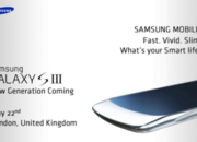 Samsung Galaxy S III appears in leaked 'invite' - photo 1